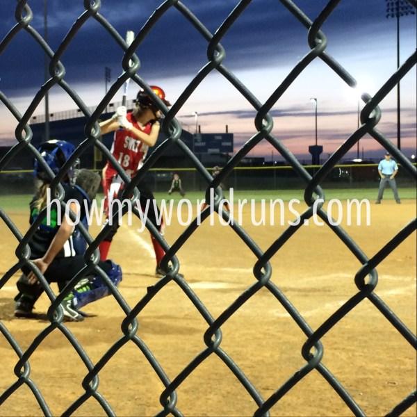 Ally softball 5-1