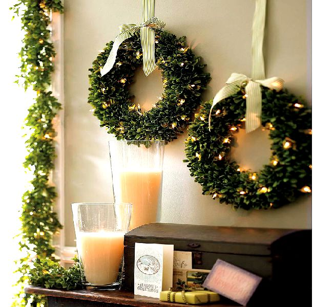 Easy Home Decorating Ideas for Christmas Holidays