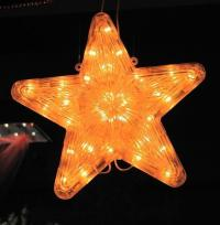 Star Lights for Christmas Decorations