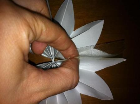 paper fan backside