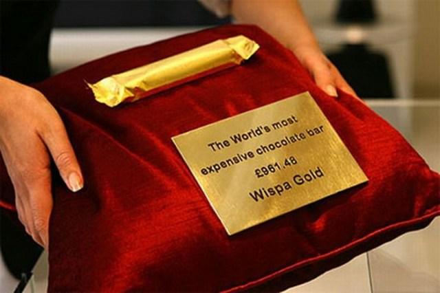 Cadbury Wispa Gold Chocolate