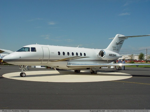 Hawker 4000 Private Luxury Jet