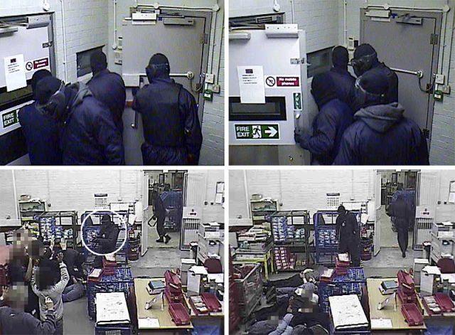 Kent Securitas Depot Robbery