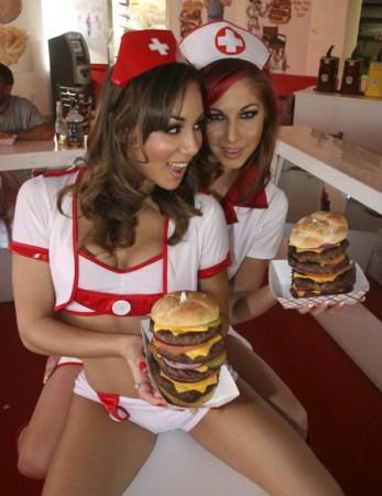 Heart Attack Grill Restaurant US