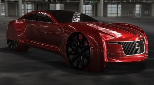 2025 Lincoln Continental Car