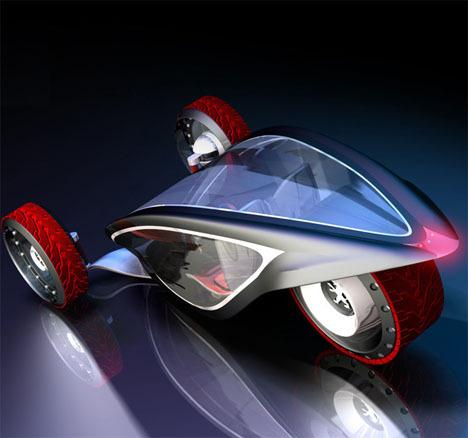 Peugeot Aureon Concept Car