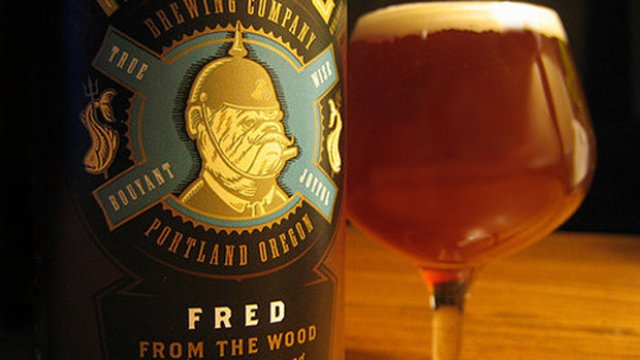Fred from The Wood Beer