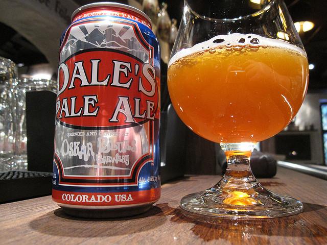 dales pale ale Beer