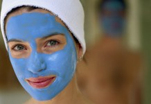 Blue Clay Face Mask & Advantages