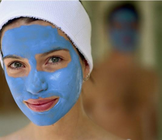 Blue Clay Face Mask & Advantages