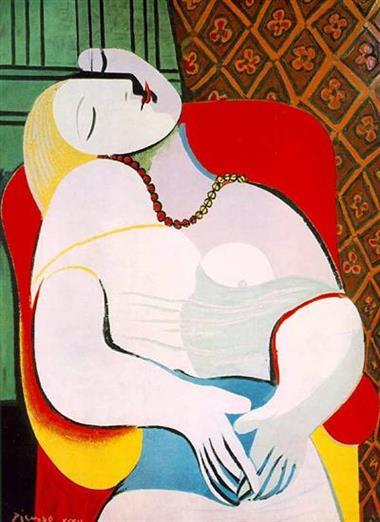 La Reve Painting