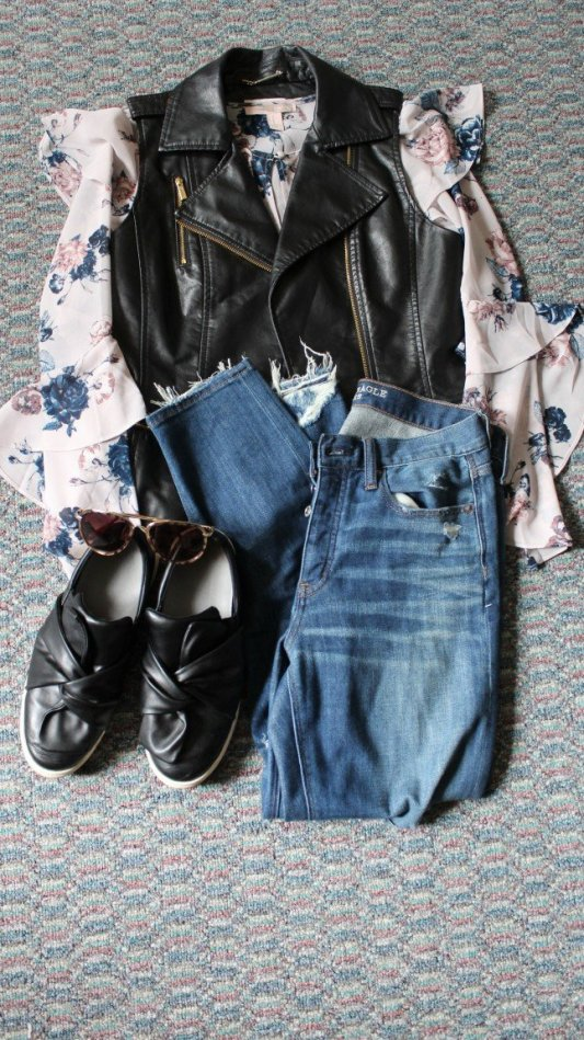 Spring Outfit Inspiration + Lookbook