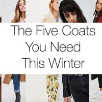 The Only Five Coats You Need