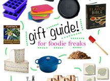 2013 Holiday Gift Guide: For the Foodie Freak and Kitchen ...