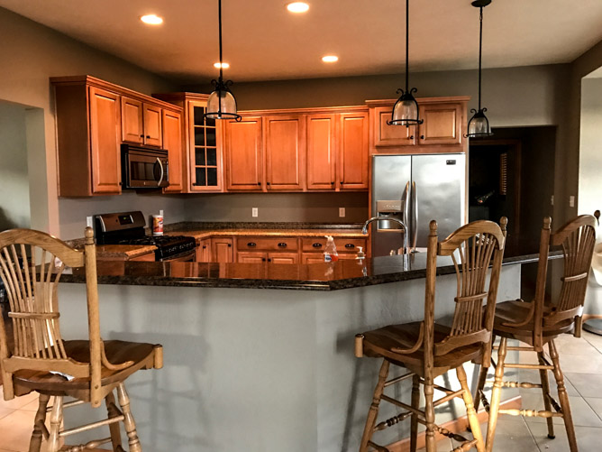 Kitchen Remodel Before and After  How Sweet Eats