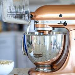 Copper Kitchen Aid Can We Paint Cabinets My Favorite Things Holiday Giveaway Win A Kitchenaid Stand I Howsweeteats Com