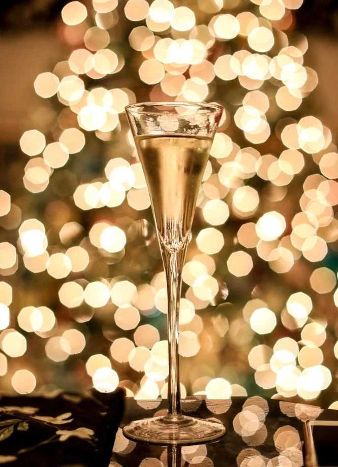 new year's eve cocktails and snacks I howsweeteats.com #newyearseve #recipes