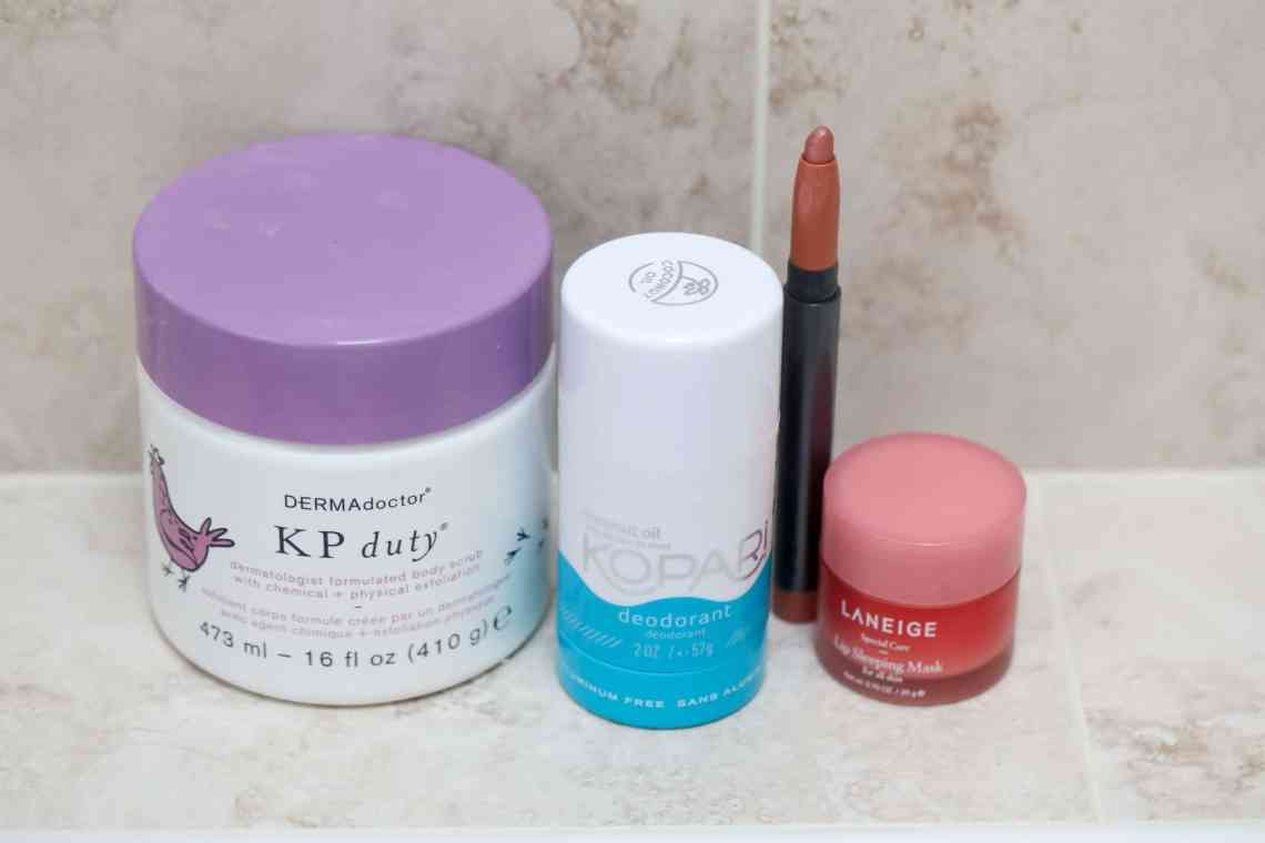 january beauty favorites I howsweeteats.com