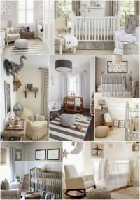 Home Decor: Gender Neutral Baby Nursery Inspiration Board ...