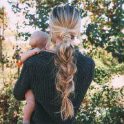7 super cute messy braid hairstyles