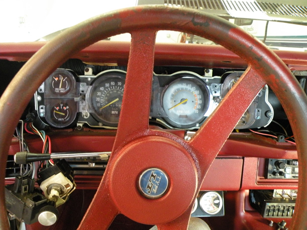 Corvette Gauge Cluster In Addition 1980 Corvette Starter Wiring