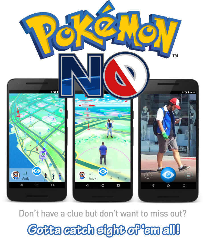 HowToBeADad.com – Pokémon NO – The Game App for Non-Players