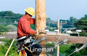 become a lineman