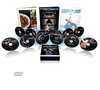 P90X2 in DVD and Blu-ray