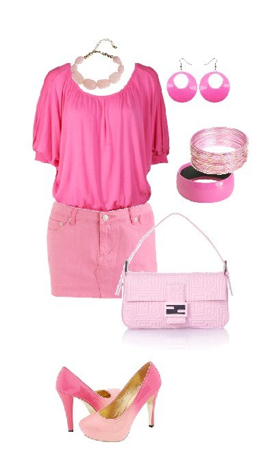 """When """"Pretty in Pink"""" Becomes """"Pink Overload"""" 9"""