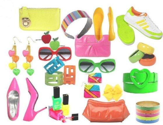Trend Alert Spring 2009: Neon Colors! 5