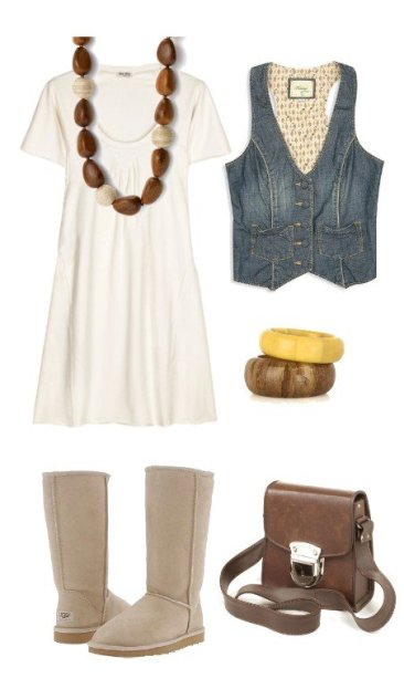 New Ways to Wear Ugg Boots - Part 1 1