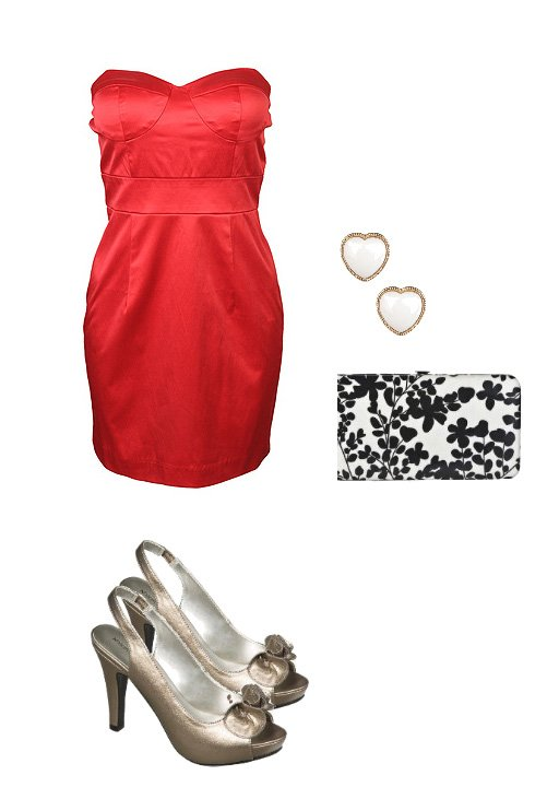 Daily Look: Valentine's Day Outfit Under $50!