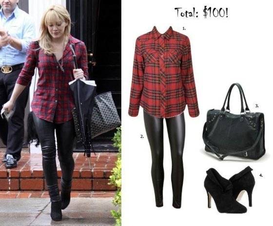 Get Her Style: Hilary Duff's Outfit for $100! 13