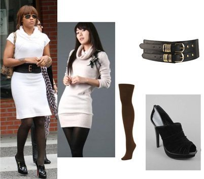 Get Her Style: Eve's Look for Less Than $100!