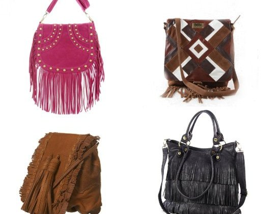 Shopping Time: Fringe Bags Under $50! 2
