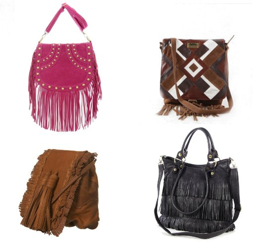 Shopping Time: Fringe Bags Under $50! 1