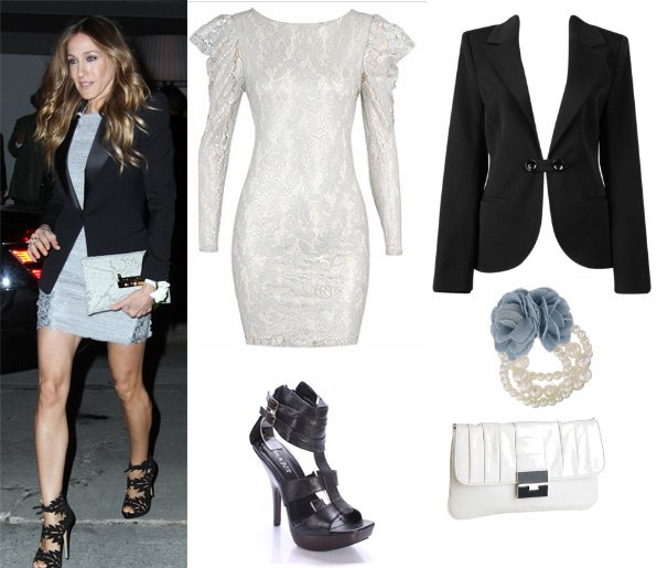 Get Her Style: Sarah Jessica Parker's Look for $182!