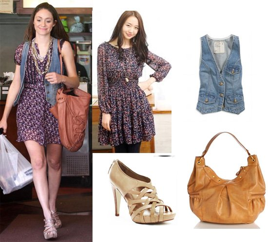 Get Her Style: Emmy Rossum's Outfit for Less Than $240!  12
