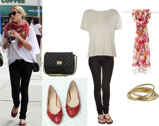 Get Her Style: Kristin Cavallari's Look for Less Than $150 8