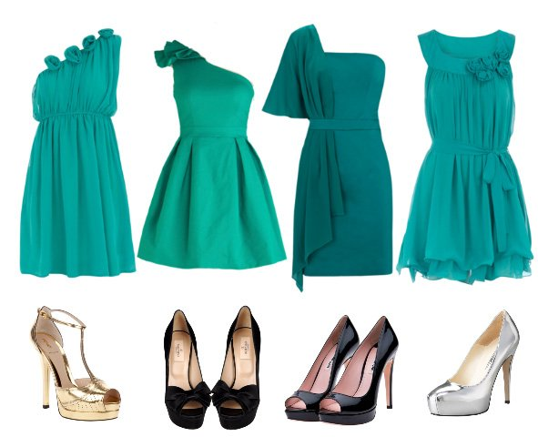 Shopping on a Budget: Teal Prom Dresses Under $80
