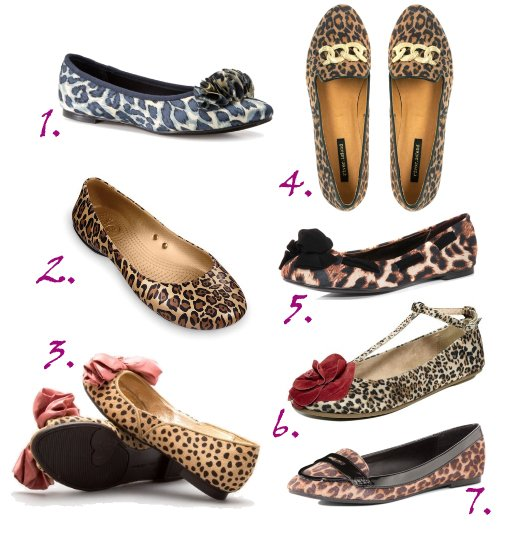 Shopping Time: 7 Leopard Print Flats Under $40!