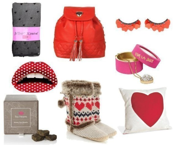 Heart-Shaped Valentine's Day Gifts Under $50    1