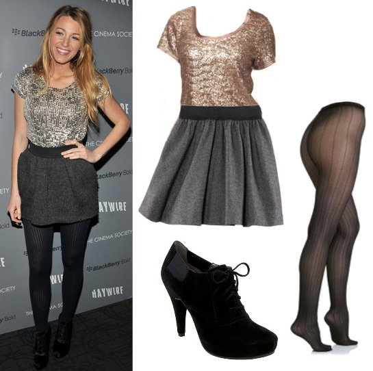 Get Her Style: Dress Like Blake Lively for $130! 1