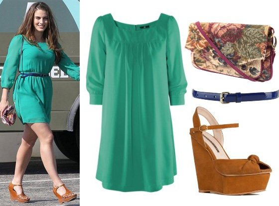 Get Her Style: Jessica Lowndes' Outfit for $93 8