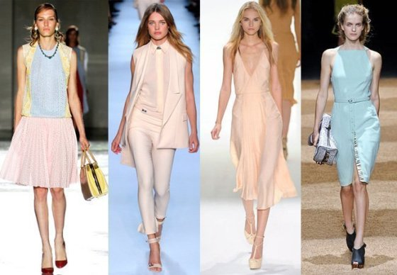Spring 2012 Runway Trends: Love for Pastels 9