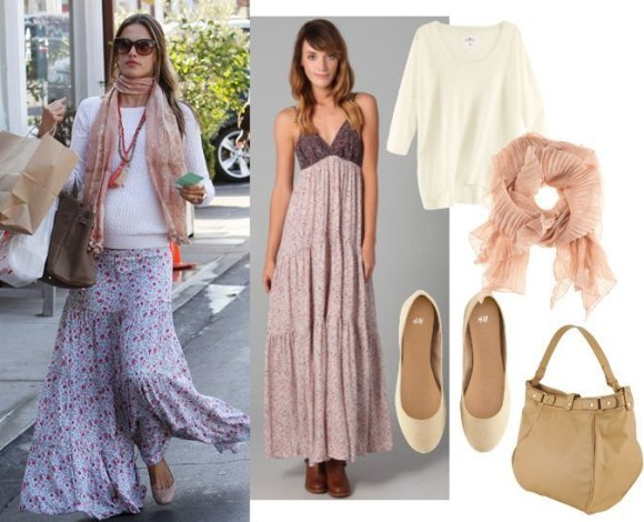 dress like alessandra ambrosio 1