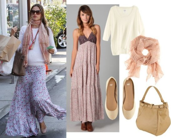 Get Her Style: Dress Like Alessandra Ambrosio for $133 1