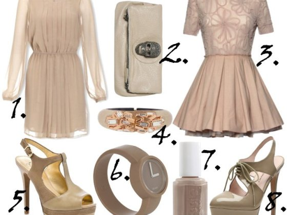 Color of the Week: Taupe - 8 Fabulous Neutral Picks 2