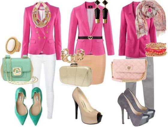 How to Wear Hot Pink Blazers - 3 Picks Under $50 5