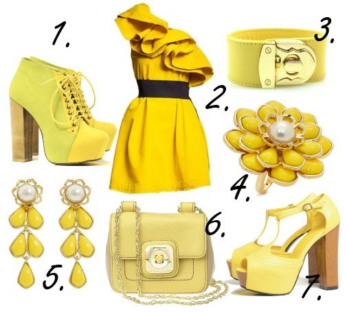 Oh So Bright! 7 Spring Yellow Picks Under $80